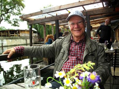Alternativ: Freischwimmer in Treptow (Foto: Bernd Thyerlei)