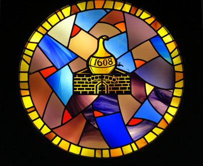 1608 erteilte Jakob I., König von England, Sir Thomas Phillips die exklusive Lizenz, im County Antrim Whiskey zu brennen.