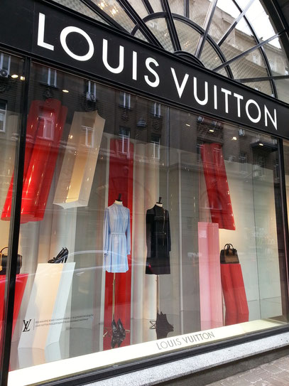 Louis Vuitton Kiew, Khreschatyk St. 15/4