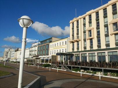 Hotels und Apartmenthäuser in der Kaiserstraße