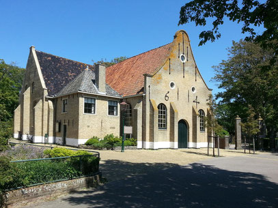Kirche in Oost-Vlieland