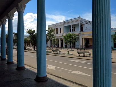 Cienfuegos, Paseo El Prado