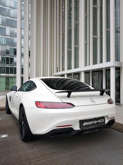Philharmonie Luxemburg, Mercedes-Werbung