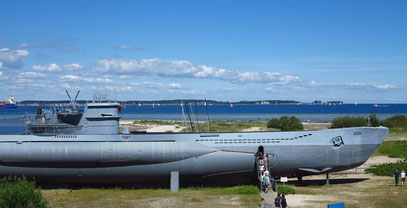 Laboe, Museums-U-Boot U 995