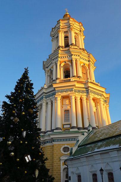 Glockenturm der Mariä-Himmelfahrt-Kathedrale