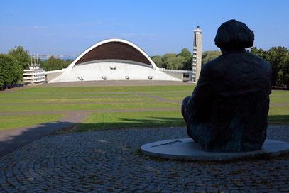 Sängerbühne von 1960, Schauplatz für die Sängerfeste alle 5 Jahre