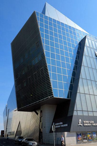 Bord Gáis Energy Theatre (Architekt: Daniel Libeskind)