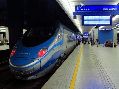Express Intercity (Pendolino) der Polnischen Staatsbahnen