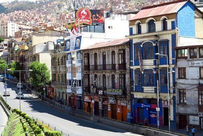 Avenida Pérez Velasco