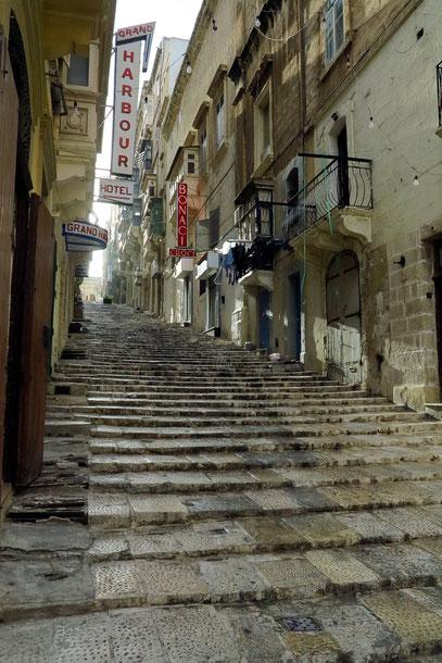 Treppengasse Triq Sant' Orsla