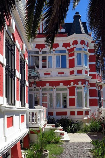 Valparaíso, Hotel Palacio Astoreca