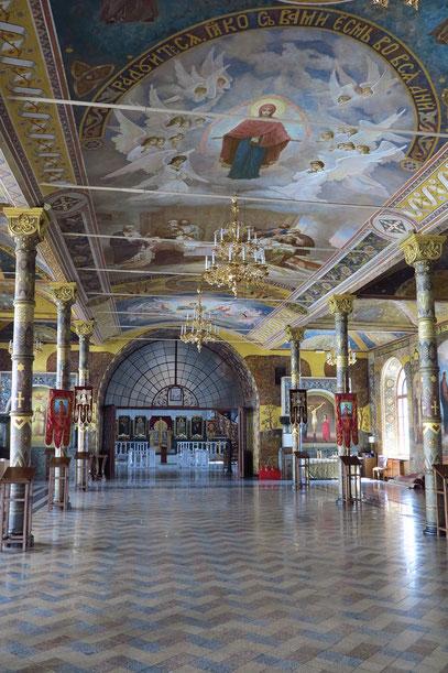 Halle in der Refektoriumskirche