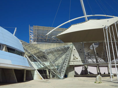 Die Feira Internacional de Lisboa ist seit 1999 eine Messe in Lissabon.