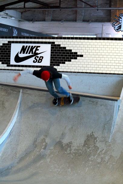 Skatehalle RAW-Gelände