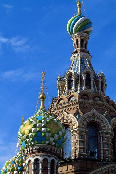 Türme der Auferstehungskirche (Jugendstil)