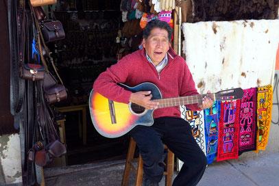 Unser Reiseführer in La Paz