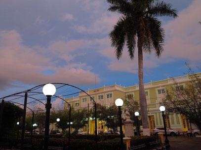 Trinidad, Plaza Carillo mit Iberostar Grand Hotel Trinidad