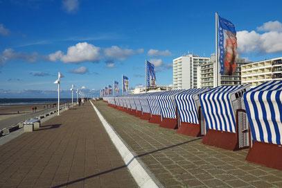 Promenade am Nordstrand