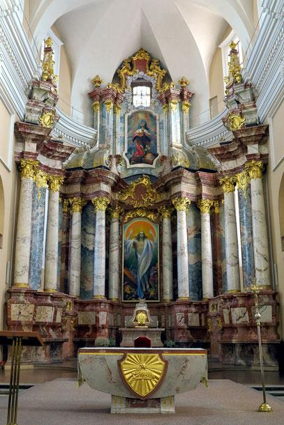 Der heilige Kasimir ist der litauische Schutzheilige.