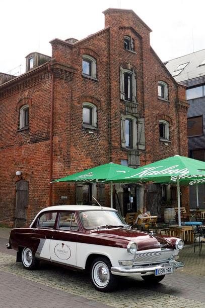 Klaipeda. Altes Speicherhaus