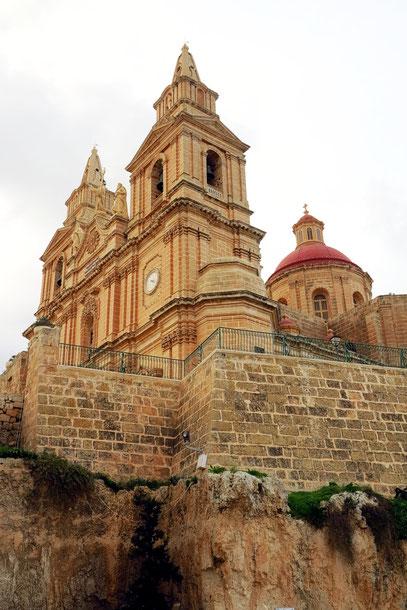 Kirche von Mellieha