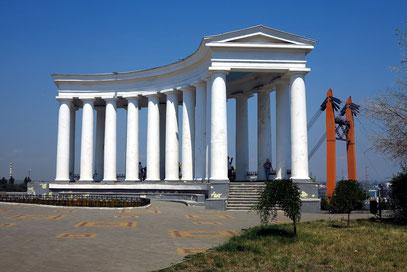 Belvedere Kolonnade beim Palast des Grafen Woronzow