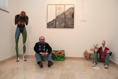 Mostra personale Luigi Baioni 12-20 Aprile 2014 - San Giuliano Mil.se