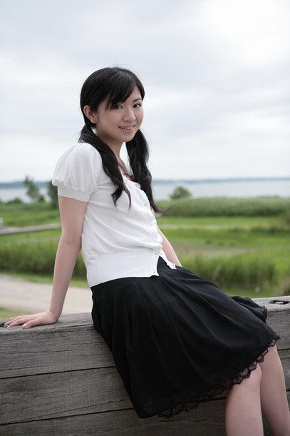 とっても元気で明るい恵美さんです。