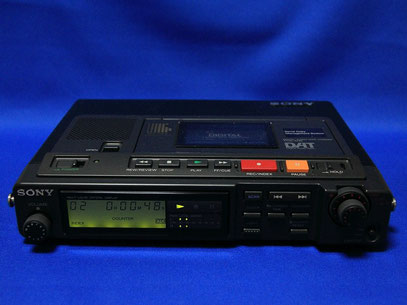 SONY TCD-D10 DAT Recorder