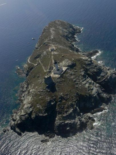 Cap Corse Ile de la Giraglia (1h00) 110€