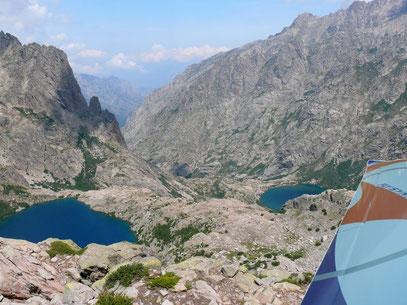 Lac de Melo et Capitello 180€