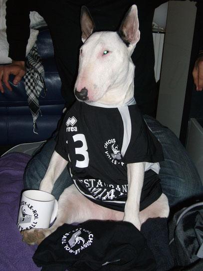 CRVB un club qui a du chien !! envoyé par Nelly