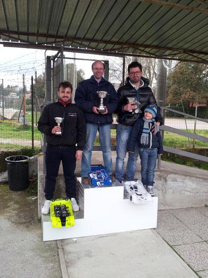 Trofeo del carnevale a lucca Asd minicar lucca - 28.02-01.032015 - vittoria di luca franceschini