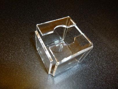 Laser Origami 3D en acrilico