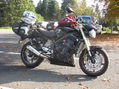 Für mich das schönste Motorrad der Welt!
