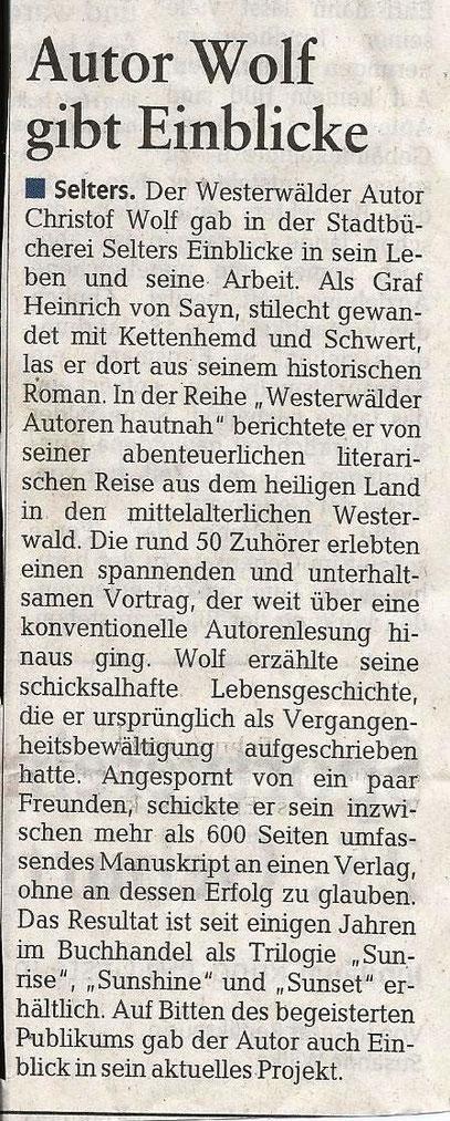 Westerwälder Zeitung AusgF 2.7.2013 S. 18