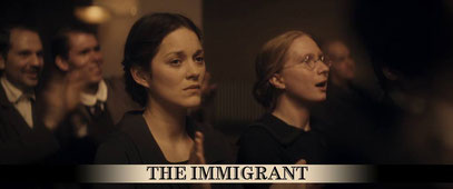 "Screen still from ""The Immigrant"" (2013)"