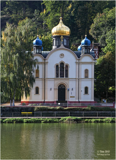 Russische Orthodoxe Kirche Bad Ems