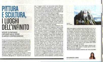 """Articolo di """"Barbara Ghisi"""""""