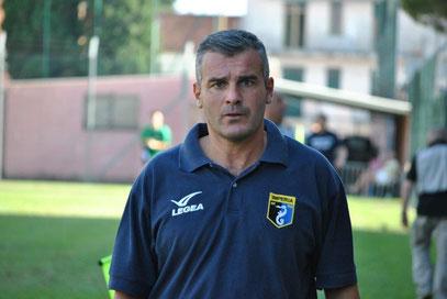 Il neo mister Gian Luca Bocchi