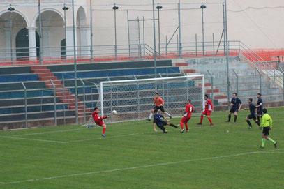 39': rovesciata vincente di Olivieri. 0-1