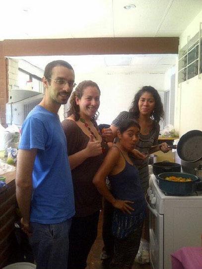Encuentro de veganos en San Salvador