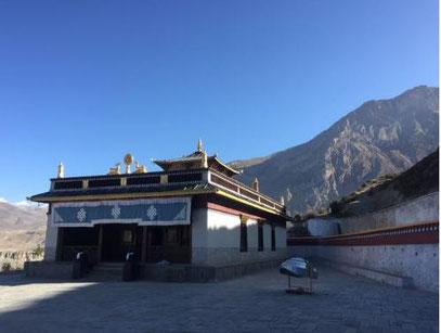 チベットの死生観について調べました
