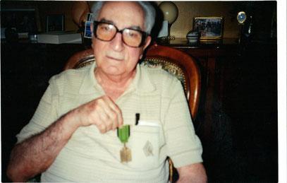 Le Commandant Fratacci en 1999