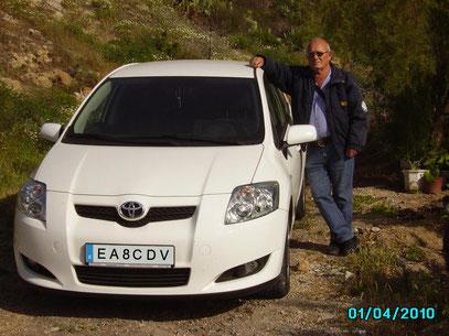 ea8cdv manolo y el coche