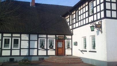 Haupteingang Sutthauser Mühle