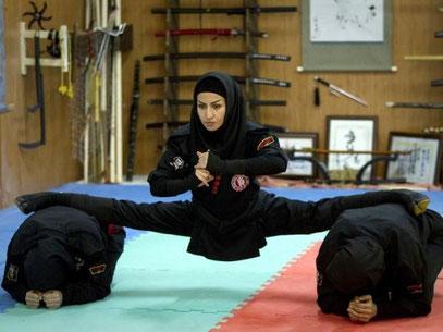 "Kunoichi, ""la poderosa mujer ninja"". Otro de los grandes mitos ninja."