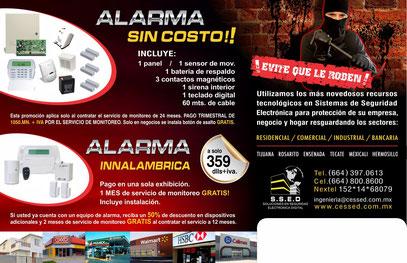 alarmas tijuana