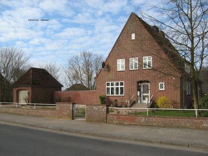 Kommandeursvilla bunker for Depot westerland