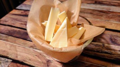 プロセスチーズ ¥300